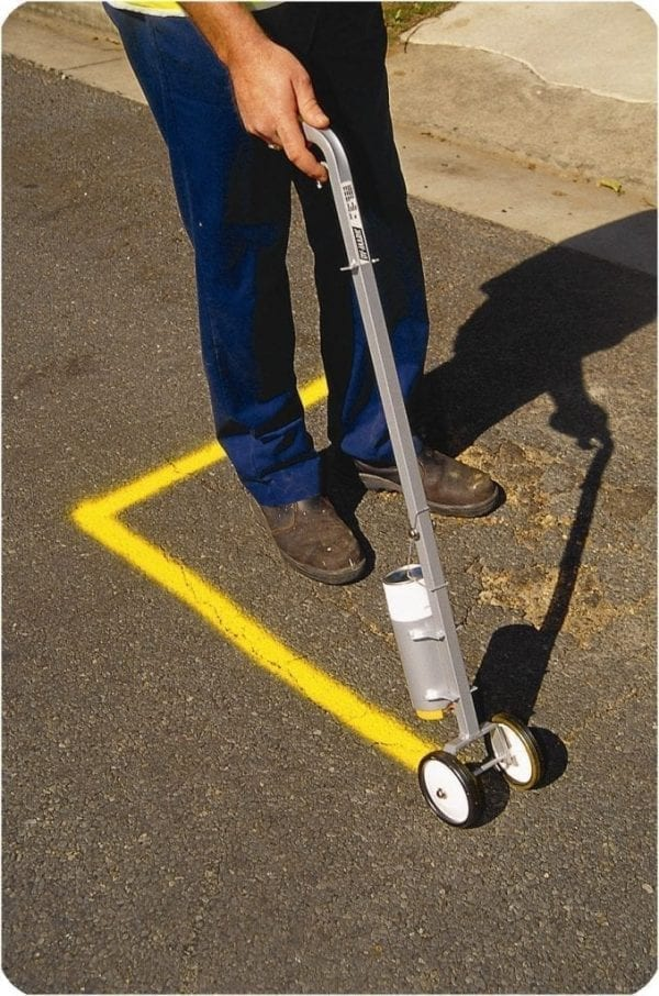 2 Wheel Spot Marking Handle Application