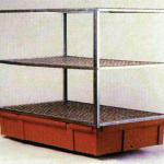Polycrete Polymer Concrete Tray Systems