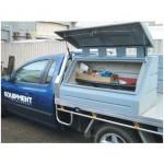 Polyethylene Truck Tool Boxes