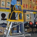 Stockmaster – Lift-Truk Order Picking & Access Platforms