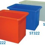 Heavy Duty Roto Molded Containers