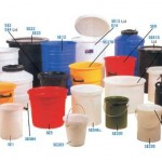 Plastic Drums, Buckets and Barrels