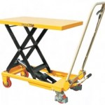 Mobile Scissor Lift Trolleys