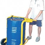 4T4 Drum Trolley