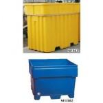Polyethylene Pallet Bins – Over 1000L