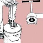 Mixer – Lid Perforator
