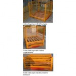 Pallet Safe Collapsible Timber Pallet Converter