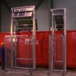 MegaDumper Wheelie Bin Tippers for 660 & 1100L Bins