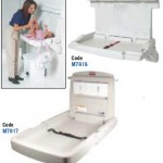 Anti-Microbial Baby Changing Station