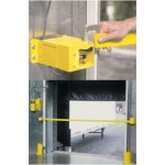 Safety Strap Retractable Dock Barrier