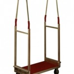 Aristocrat Four Wheeled Luggage Trolley