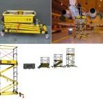Razadeck Folding Safe Work Platform