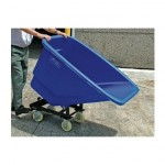 Plastic Tilt Cart