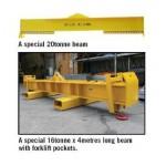 Custom Lifting Beams