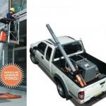 The LiftPod Lightweight Safe Access Platform