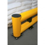 A-Safe Impact Traffic Barrier