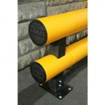 A-Safe Traffic Barrier Double Rail