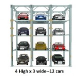 Car Stacker Parking & Storage Systems