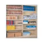 Rolled Upright Shelving