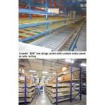 SSI Schaefer Carton Live Storage
