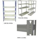 Rack-In-A-Box Boltless Steel Shelving