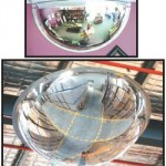 Ceiling Dome Convex Mirrors