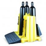 Gas Cylinder Racks & Trolleys – Polypropylene