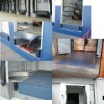 Modern Dock Levellers