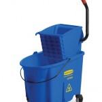 WaveBrake Mop Bucket & Wringer