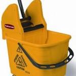 Compact Mop Bucket & Wringer