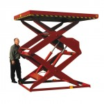 Large Scissor Lift Tables