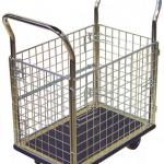 Prestar Platform Trolleys – Removeable Mesh Sides