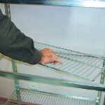Clean & Cold Room Shelving