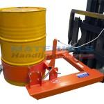 Manual Drum Dumper Forklift Mounted