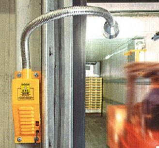 Dock Eye Dock Safety Lights Materials Handling