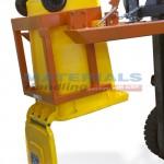 Forklift Mounted Wheelie Bin Tippers