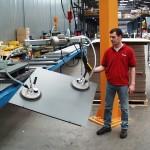 VacuBoy Vario Flexible Lifter