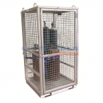 Gas Cylinder Cage-Secure