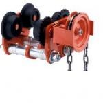 Girder Trolleys-Geared