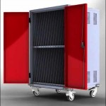 Laptop Trolleys & Storage Cabinets