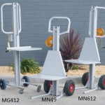 Multiuse Mobile Lift Trolleys