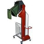Multi Tip Wheelie Bin Tipper 150kg