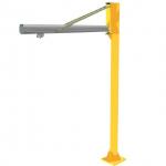 MechRail Aluminium Jib Cranes