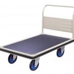 Prestar Single Platform Fixed Handle Trolleys