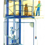 Series MD Hydraulic Hoists