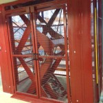 Scissor Lift Goods/Freight Hoists