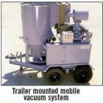 Mobile Vacuum Units
