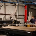 Gorbel Workstation Jib Cranes