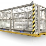 Safety Crane Cages