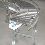 Powered Roller Conveyors – Cleanline Lineshaft